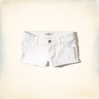 Hollister Low-Rise Short Shorts