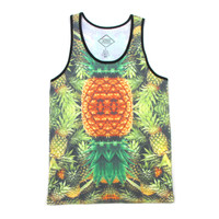 Pineapple Party Tank