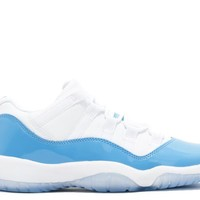 Best Deal Air Jordan 11 Low Retro 'Carolina' Low GS