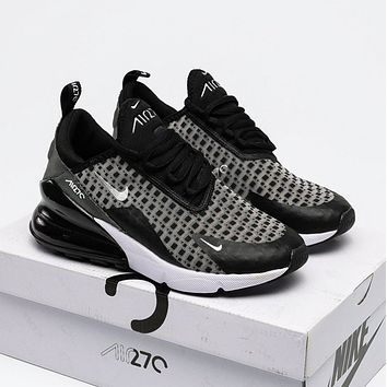 Nike Max 270 Air cushioned leisure running shoes