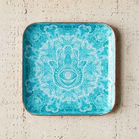 Hamsa Hand Catch-All Dish