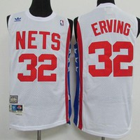 ABA New York Nets #32 Julius Erving Retro Swingman Jersey