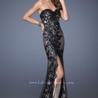La Femme 19364 at Prom Dress Shop