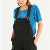 BDG Cali Frayed Shortall Overall | Urban Outfitters