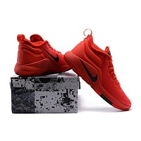 Nike Mens Lebron Zoom Witness 2.0 Chinese Red Sneaker US 8-12