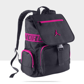 Check it out. I found this Jordan Locked Kids' Backpack at Nike online.