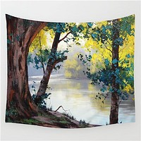 River Overlook Tapestry