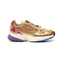 Adidas Originals Women's Falcon Gold Metallic