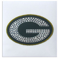 NFL Green Bay Packers Bling Decal