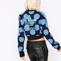 Adidas Pharrell Dearbaes Superstar Track Top