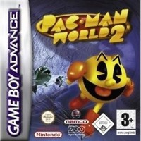 GameBoy Advance game - Pac-Man World 2 (cartridge)