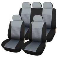 Furnistar 9-Piece Car Vehicle Protective Seat Covers CV0144-A