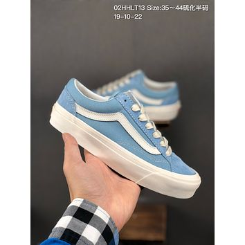 Vans Vault OG Style 36 LX cheap mens and womens Fashion Canvas Flats Sneakers Sport Shoes