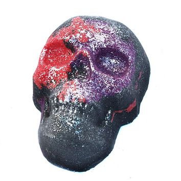 Come To the Dark Side Skull Bath Bomb