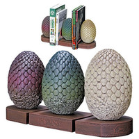 Game Of Thrones - Dragon Egg Bookends