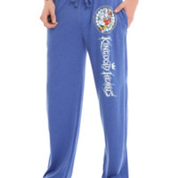 Disney Kingdom Hearts Logo Men's Pajama Pants