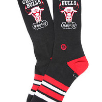 Stance Socks The Chicago Bulls NBA Hardwood Classic Collection Socks in Black : Karmaloop.com - Global Concrete Culture