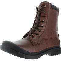 """Goodyear Vegas GY8002 Men's 8"""" Work Boots Pebble Leather"""
