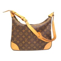 Pre-owned Louis Vuitton Boulogne Mini Shoulder Bag