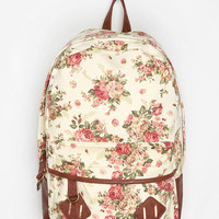 Urban Outfitters - Carrot Exploding Floral Backpack