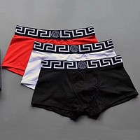 Versace  Men Briefs Shorts Underpants Male Cotton Underwear