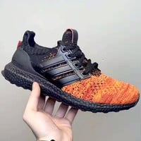 Adidas UltraBoost x GOT joint men's and women's sports running shoes