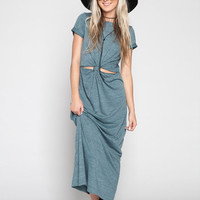 Charlie Knotted Maxi by Wonderlandhonolulu