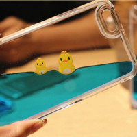 Cute Swimming Duck iPhone Case for iPhone 6/6plus