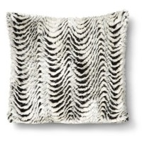 Nate Berkus™ Faux Fur Stripe Pillow