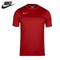 Original New Arrival  NIKE ACADEMY16 SS TOP Men's T-shirts short sleeve Sportswear