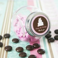 96PC EB2025 Theme Candy Jars Wedding Baby Shower Favors & Accessories