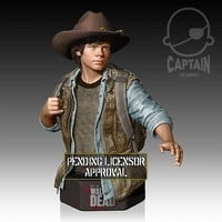 Gentle Giant - Walking Dead - Carl Grimes buste