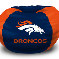 Broncos  Bean Bag Chair