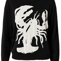 Lobster Knit, Nowhere