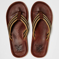 AEO Striped Flip-Flop | American Eagle Outfitters