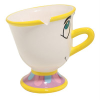 Beauty And The Beast Chip Figural Mug