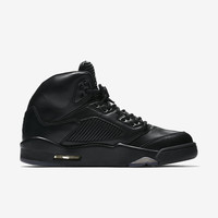 The Air Jordan 5 Retro Premium Men's Shoe.