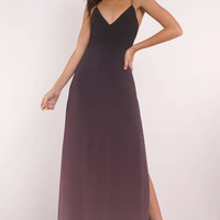 Make Waves Ombre Maxi Dress