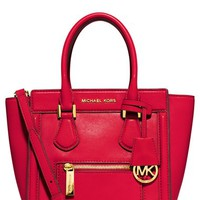 Women's MICHAEL Michael Kors 'Medium Colette' Zip Detail Satchel