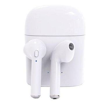 [BIG SALE] Trending Stylish Bluetooth Headphones Wireless Earbuds Stereo Earphone Sport Headsets for Iphone AirPods iphone 8, 8 plus, X, 7, 7 plus, 6s, 6S Plus with Charging Case