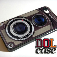 Vintage Camera iPhone Case Cover|iPhone 4s|iPhone 5s|iPhone 5c|iPhone 6|iPhone 6 Plus|Free Shipping| Delta 354
