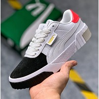 puma cali remix Coloured women's shoes