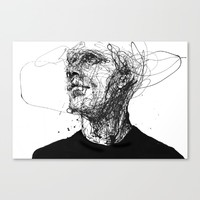 frail lull Canvas Print by Agnes-cecile