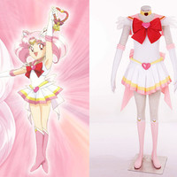 Sailor Chibi Moon Chibiusa Custom Cosplay Costume