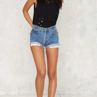 After Party by Nasty Gal Tumble Muscle Tee