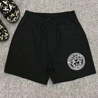 VERSACE Fashion Men Casual Print Sport Running Shorts