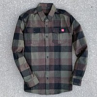 Garrison Northwest Flannel