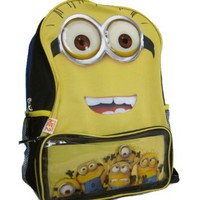 Accessory Innovations Despicable Me Gru's Minions Backpack
