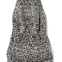 Cheetah-Print Romper for Baby | Old Navy