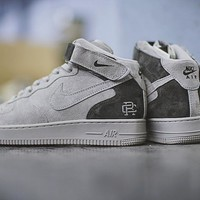 Reigning Champ x Nike Air Force 1 Mid '07 807618-200